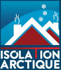 Logo isolation arctique