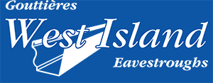 Logo gouttieres west island