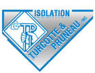 Isolation turcotte et pruneau logo