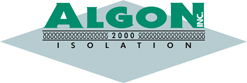 Algon 2000 isolation logo