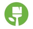 Ecolopeintre cmyk logo seul