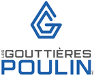 Logo gouttieres poulin